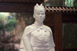 Čínský mořeplavec, cestovatel, admirál a diplomat Čeng Che