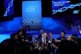 Petr Fiala byl zvolen předsedou ODS. (18. 1. 2020)