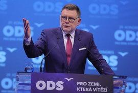 Prvním místopředsedou ODS se neočekávaně stal Stanjura, pražská část strany přišla o…
