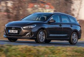 Hyundai i30 kombi 1.4 T-GDI