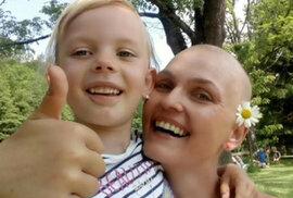 Po manželovi zbyly dluhy, teď sama vychovává dceru a bojuje s rakovinou. Pomůže…