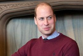Princ William jako dobrovolník  tajně radil psychicky nemocným. Má na to školení a s Harrym založili organizaci