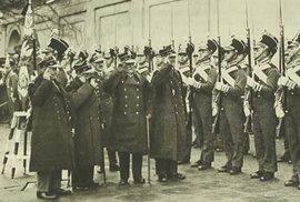 Poslední veteráni Lednového povstání, fotografie z roku 1930.