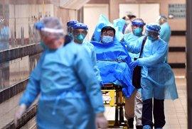 Smrtící koronavirus: Čína už eviduje 26 obětí nového viru. Uzavřeno je 11 měst s 37 miliony obyvatel