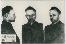 Witold Pilecki, vůdce odbojové skupiny v Osvětimi.