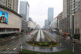 Z Wu-Chanu se stalo město důchů.