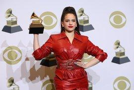 Grammy 2020: Zpěvačka Rosalie