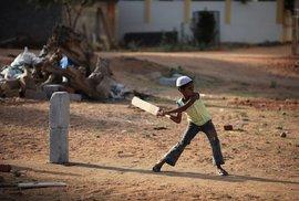Indická posedlost jménem kriket aneb Za hřiště může v Indii posloužit cokoli