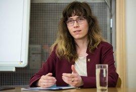 Lipovská: Má zjištění přesahují Českou televizi a zasahují do roviny bezpečnosti státu
