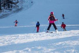 Nad otevřením skiareálů stále visí otazník. Nejpravděpodobnější termín je 29. leden