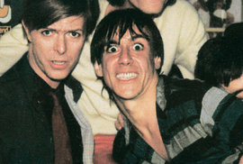 Písničku Bang Bang, kterou Ivan Král napsal pro Iggyho Popa, proslavil David Bowie