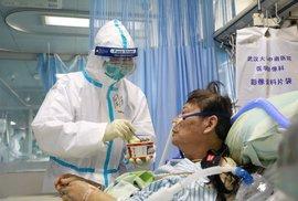 V čínském Wu-chanu na infekci zemřel 60letý Američan
