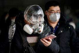 Obavy z koronaviru: Čína se děsí dalšího šíření nemoci