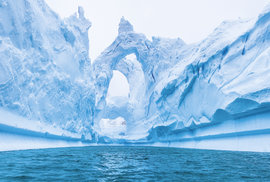 Antarktida, vyjímečné místo plné superlativů a zážitků na celý život: Plachetnicí na ledový kontinent