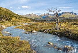 Národní park Tierra del Fuego