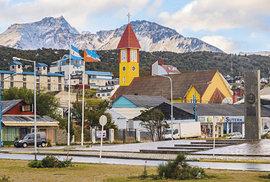 Město Ushuaia