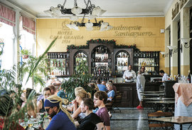 Gastronomie po kubánsku aneb Natradiční karibská kuchyně ve znamení masa a rumu