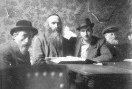 Polskožidovští repatrianti ze Sovětského svazu ve Vratislavi, asi 1947