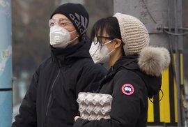 Čína v zajetí koronaviru Covid-19