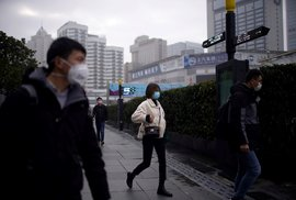 V Číně dál řádí nový typ koronaviru, který způsobuje nemoc COVID-19.