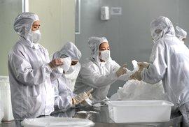 Česko pošle do Číny sužované koronavirem armádní speciál s humanitární pomocí