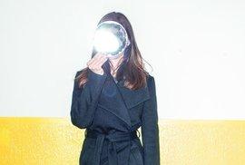 """Snímek """"Adély"""" z publikace Mariky Pecháčkové Kdo chytá v síti, která vyjde u nakladatelství BizBooks 27. února"""