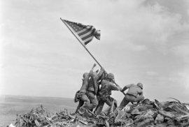 Při dobývání Iwodžimy utrpěla americká námořní pěchota nejkrvavější ztráty v celé své historii