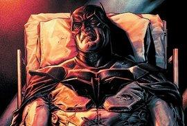 Tento komiks obsahuje sešity série Batman: Damned #1-3 (září 2018 - červen 2019)