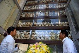 Během krutovlády Rudých Khmerů zemřelo přes dva miliony lidí