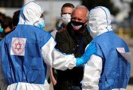 Izraelské volby provázel strach ze šíření koronaviru (2.3.2020)