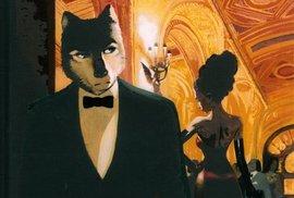 Obálka komiksu Jack Wolfgang