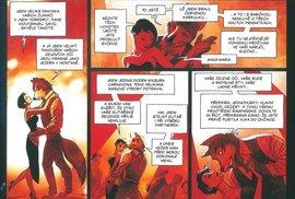 Jack Wolfgang vyšel v překladu Richarda Podaného jako 16. svazek velké řady edice Argomiks