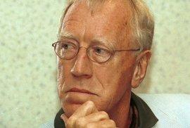 Herec Max von Sydow
