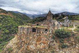 Klášter Tatev z 9. století, Arménie