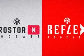 Rozhovory Reflexu můžete poslouchat jako podcast. Držte krok s aktuálními tématy i při…