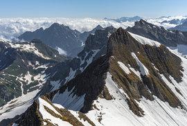 Koruna Evropy: Výstup na nejvyšší vrcholy všech evropských států, který skončil rekordem