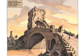 Stodvacetistránkový komiks Caravaggio vychází česky v dubnu 2020