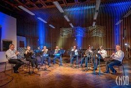 Český národní symfonický orchestr a další hudebníci jsou i na online koncertní síni NetConcert.