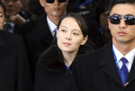 Kim Jo-čong je nejmladší dcera bývalého vůdce KLDR Kim Čong-ila a sestra jeho nástupce Kim Čong-una