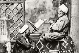 Písař (Káhira, 1880)
