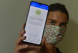 eRouška: Jak funguje a proč si stáhnout aplikaci ministerstva zdravotnictví