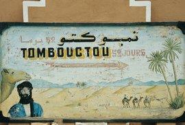 Večer dojíždíme do Timbuktu