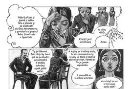 Děj komiksu Článek II. pokrývá období od příchodu Heydricha do Prahy, začíná podzimem 1941 a končí popravou Vladimíra Petřeka.