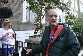 Koronavirus v Británii: Klíčový poradce Borise Johnsona Dominik Cummings se prohřešil proti pravidlům