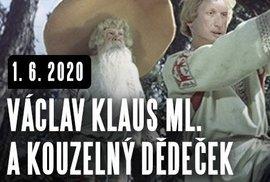 Události Luďka Staňka: Václav Klaus ml. šel vynést odpadky, vrátil se se čtvrt milionem!