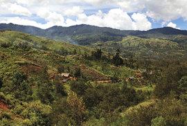 Neprostupné hřebeny hor vždy přirozeně oddělovaly kmenová území
