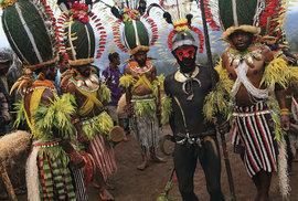 Simbai: Cesta za kmenem Kalamů do odlehlé oblasti Papui Nové Guineji aneb Jak se žije na hranicích civilizace
