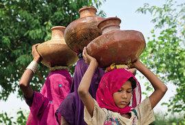 Fotoreportáž z jižního Pákistánu: Kontrasty neobjeveného Sindhu