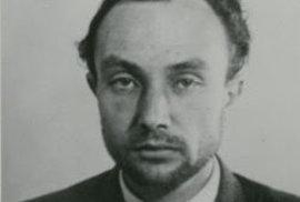 Fotografie z vazby v roce 1949