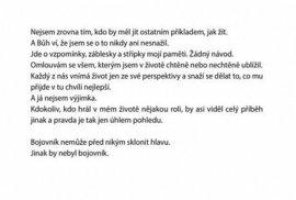 Ukázka z knihy Deník ze dna od Tomáše Řepky